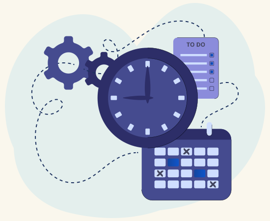 Time Management Dropshipping