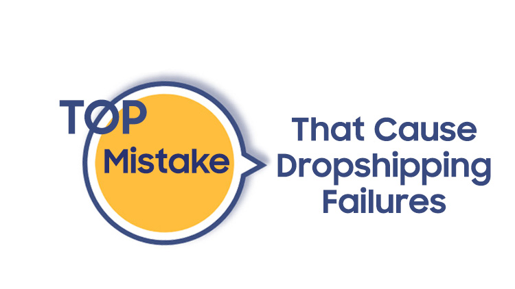 Top Mistake Dropshipping