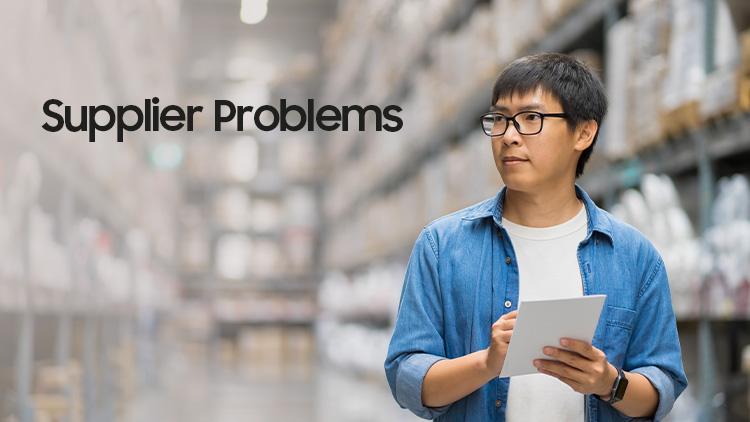 Supplier Problems in Dropshipping Challenges