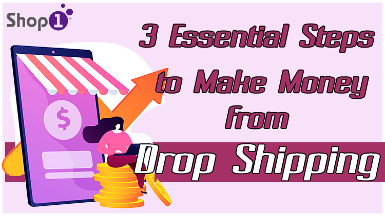 make money from dropshipping